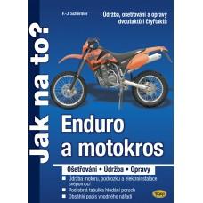 Enduro a motokros - ošetřování, údržba, opravy