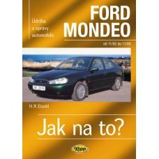 FORD MONDEO • 11/92 - 11/00 • Jak na to? č. 29