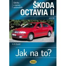 ŠKODA OCTAVIA II • od 6/04 • Jak na to? č. 98 • SLEVA •