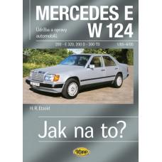 Mercedes Benz E (W124) • 1/85 - 6/95 • Jak na to? č. 57