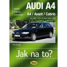 AUDI A4/AVANT/CABRIO • 11/00 – 11/07 • Jak na to? č. 113