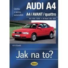 AUDI A4/AVANT • 11/94 – 9/01 • Jak na to? č. 96