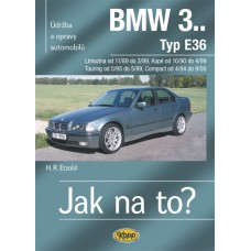 BMW 3.. /Typ E36/ • 11/89 - 9/00 • Jak na to? č. 70