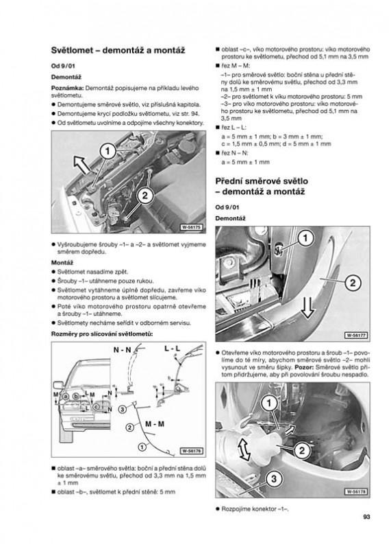Bmw 3 Typ E46 4 98 3 06 Jak Na To C 105