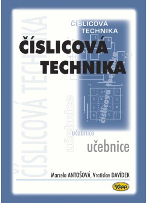 Číslicová technika - učebnice - 4. vydání