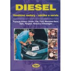 DIESEL Vznětové motory - údržba a servis