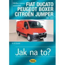 FIAT DUCATO/PEUGEOT BOXER/CITROEN JUMPER • 1982–2002  • Jak na to? č. 25