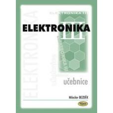Elektronika III - učebnice - 1. vydání • SLEVA •