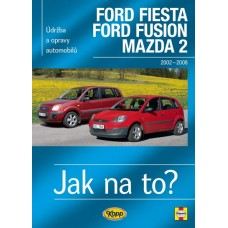 FORD FIESTA / FORD FUSION  • 2002–2008 • Jak na to? č. 108