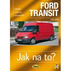 FORD TRANSIT • 2000 - 2006 • Jak na to? č. 110 ►SLEVA◄
