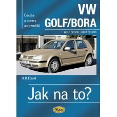 VW GOLF IV/BORA • od 9/97 • Jak na to? č. 67