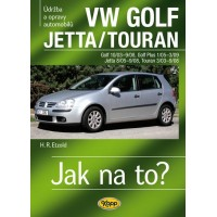 VW GOLF V/GOLF PLUS/JETTA/TOURAN • 2003 – 2008 • Jak na to? č. 111