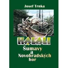 Halali Šumavy a Novohradských hor - eKNIHA