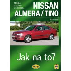 NISSAN ALMERA/TINO • 2000 - 2007 • Jak na to? č. 106