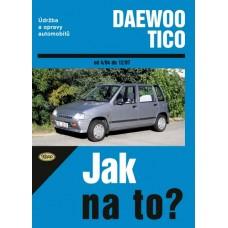 DAEWOO TICO • od 4/94 do 12/97 • Jak na to? č. 84