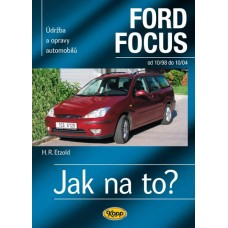 FORD FOCUS  • od 10/98 do 10/04 • Jak na to? č. 58
