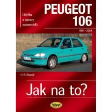 PEUGEOT 106 • 1991 - 2004 • Jak na to? č. 47