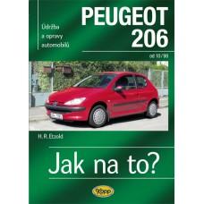 PEUGEOT 206 • od 10/98 • Jak na to? č. 65 ►SLEVA◄
