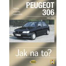 PEUGEOT 306 • 1993–2002 • Jak na to? č. 53 ►SLEVA◄