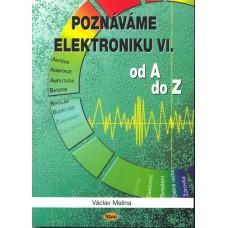 Poznáváme elektroniku VI - od A do Z