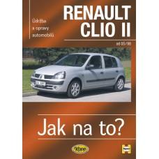 RENAULT CLIO II • od 05/98 • Jak na to? č. 87