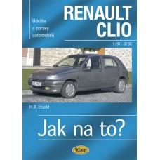 RENAULT CLIO • 1/91 - 8/98 • Jak na to? č. 36