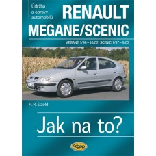 RENAULT MEGANE/SCENIC • 1/96 - 6/03 • Jak na to? č. 32