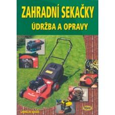 Zahradní sekačky - údržba a opravy • SLEVA • - poslední 2 kusy!!!