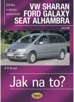 VW SHARAN • od 6/95 • Jak na to? č. 90
