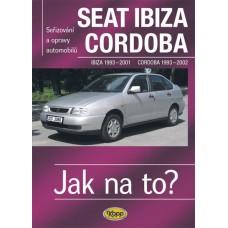 SEAT IBIZA/CORDOBA • 1993–2002 • Jak na to? č. 41