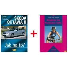 ŠKODA OCTAVIA II • od 6/04 • Jak na to? č. 98 + Jezdíme na horském kole