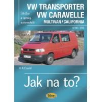 VW TRANSPORTER/CARAVELLE • 9/90–1/03 • Jak na to? č. 35