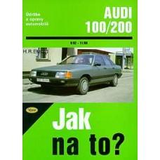 AUDI 100/200 • 9/82 - 11/90 • Jak na to? č. 49