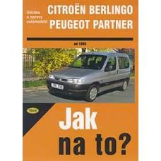 CITROËN BERLINGO • od 1998  • Jak na to? č. 77