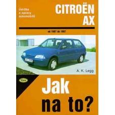 CITROËN AX • 1987 - 1997  • Jak na to? č. 56