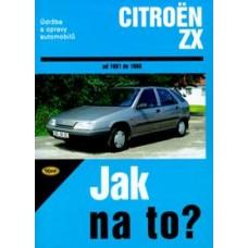 CITROËN ZX • 1991 - 1998 • Jak na to? č. 63