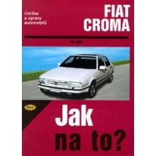 FIAT CROMA • od 1983 • Jak na to? č. 59