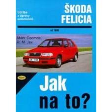 ŠKODA FELICIA • od 1995 • Jak na to? č. 48
