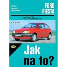 FORD FIESTA • 4/89 - 7/96 • Jak na to? č. 31