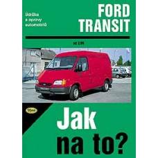 FORD TRANSIT • od 2/86 • Jak na to? č. 26 • SLEVA •