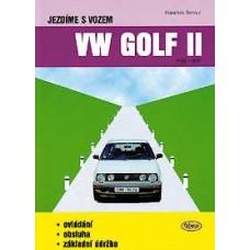 Jezdíme s vozem VW GOLF II (1983 - 1992)
