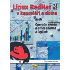 Linux RedHat (7.3 a 8.0) v kanceláři a doma • DOPRODEJ