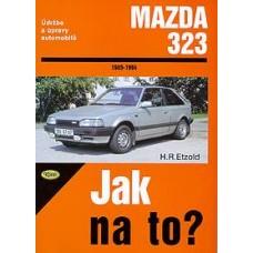 MAZDA 323 • 1985 - 1994 • Jak na to? č. 40