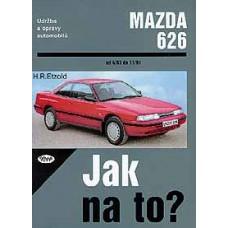 MAZDA 626 • 4/83 - 11/91 • Jak na to? č. 17
