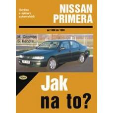 NISSAN PRIMERA • 1990 - 1999 • Jak na to? č. 71 ►SLEVA◄
