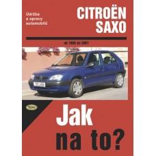 CITROËN SAXO  • 1996 - 2001 • Jak na to? č. 78