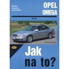 OPEL OMEGA B • od 1/94  do 7/03• Jak na to? č. 69