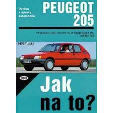 PEUGEOT 205 • 9/83 - 2/99 • Jak na to? č. 6