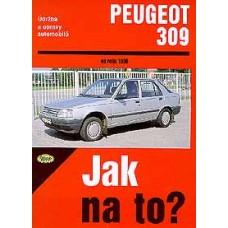 PEUGEOT 309 • od 1990 • Jak na to? č. 27