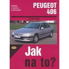 PEUGEOT 406 • 1996 - 2004 • Jak na to? č. 74